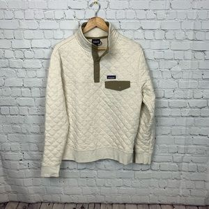 Patagonia Organic Cotton Quilt Snap-T Pullover